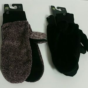 C9 By Champion bundle of 2 one size mittens new